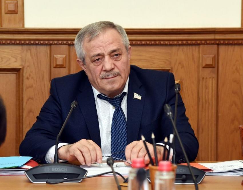 Алавудин Мирзабалаев:Для критики нет никаких оснований.