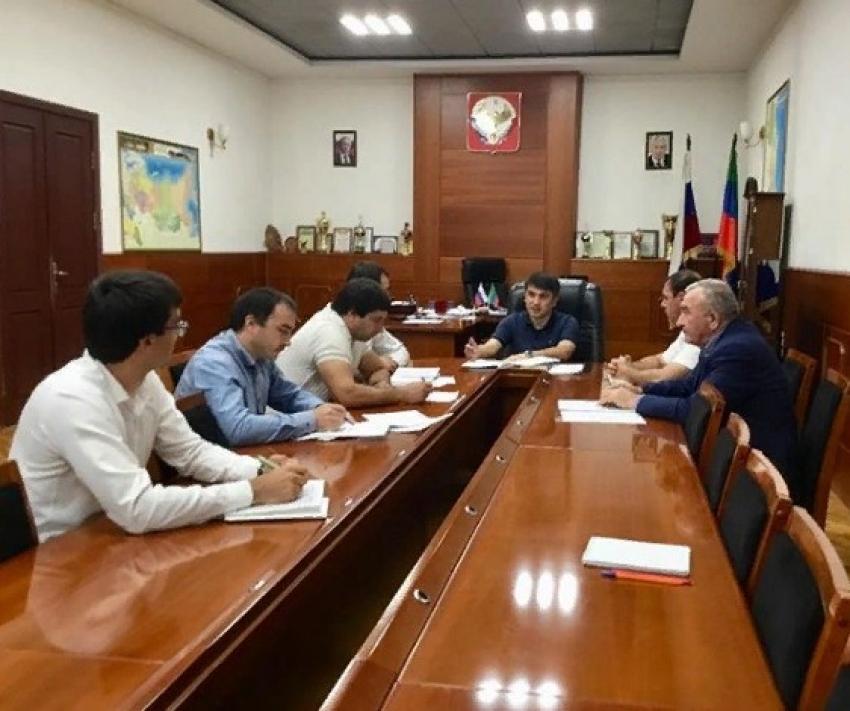 В Табасаранском районе проведут соревнования памяти Марата Рахметова