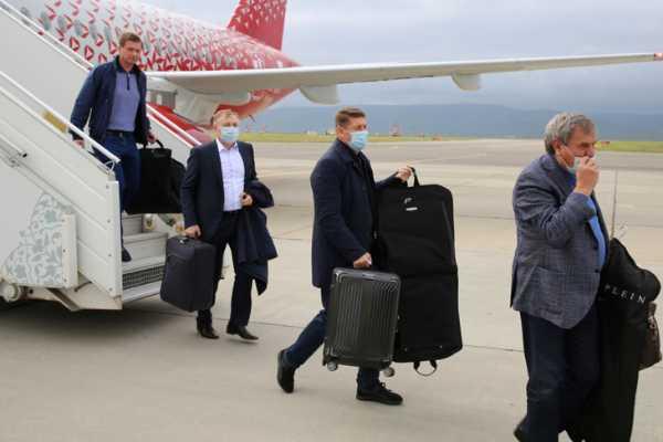 Делегация Совета Федерации прибыла в Дагестан