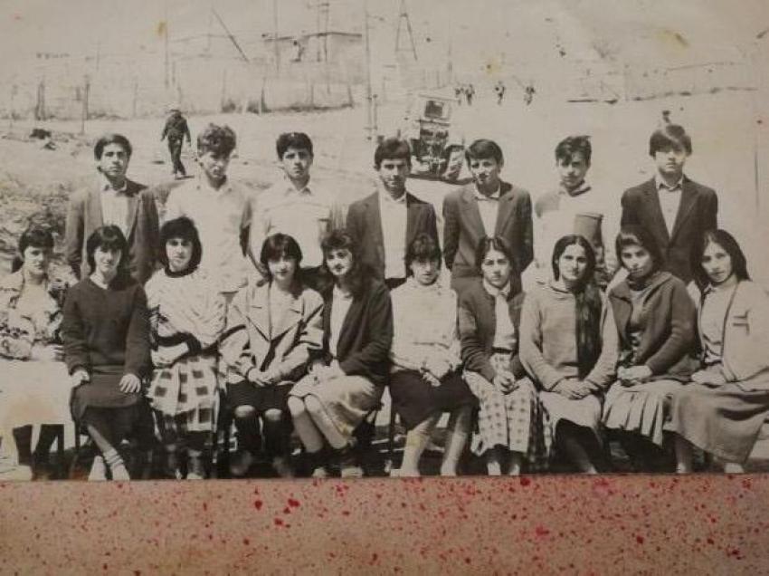 Выпускники Турагской школы