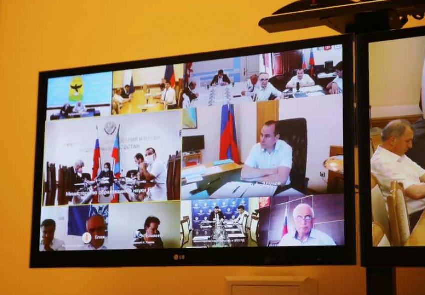 В Дагестане обсудили организацию работы школ в условиях пандемии