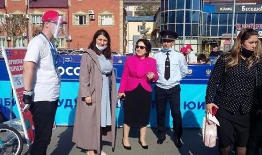 В Махачкале стартовал проект «ЮИД России»