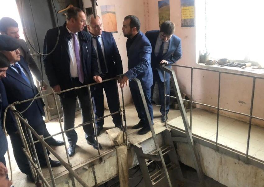 В Дагестане планируют масштабную модернизацию системы водоснабжения