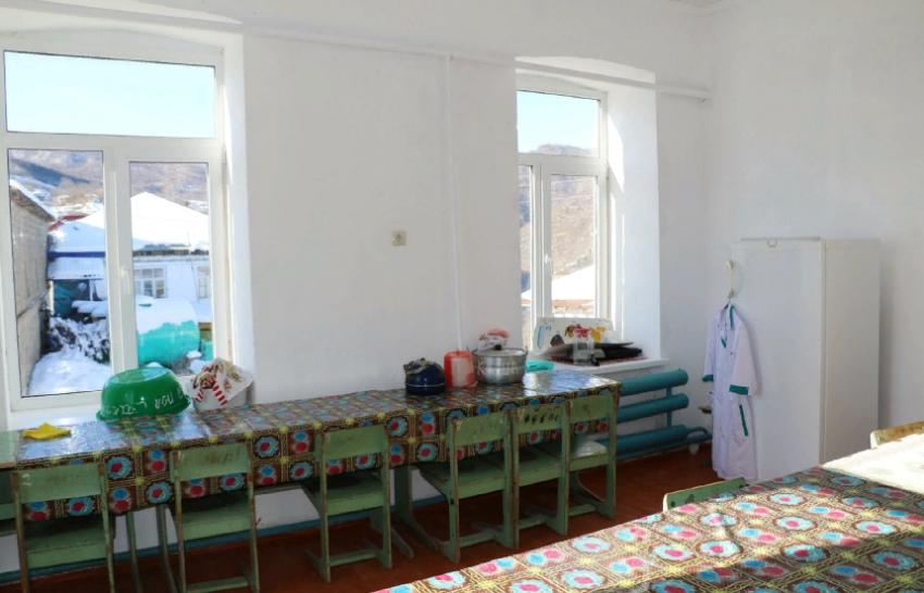 Три школы Кайтагского района отремонтированы по проекту «100 школ»