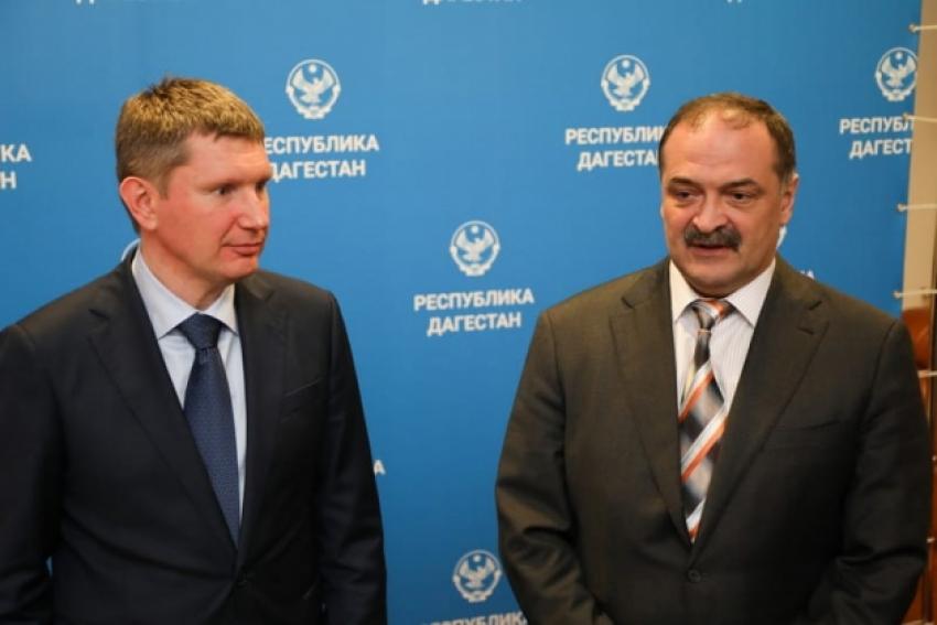 Меликов и Решетников прокомментировали актуальные для Дагестана темы