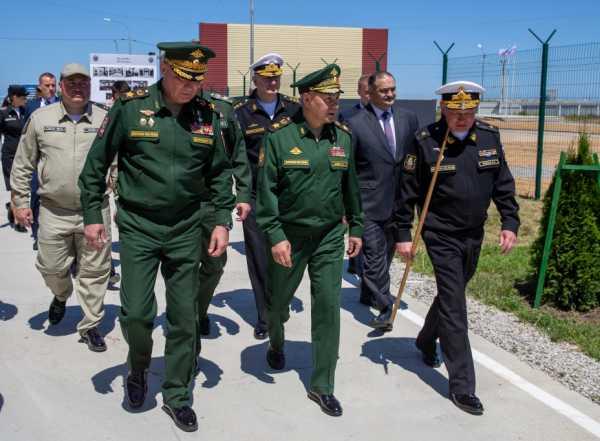 Дагъустандиз РФ-дин оборонайин министр С.Шойгу гъафну