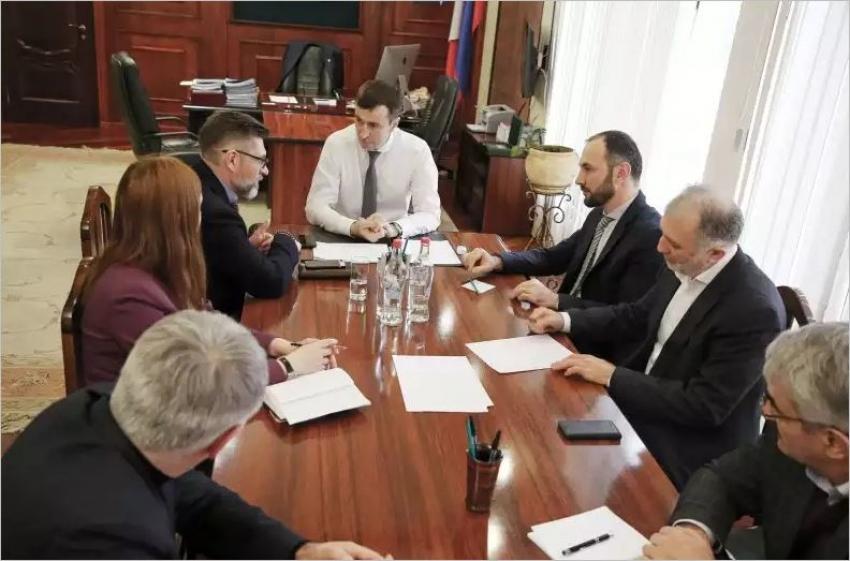 """В Дагестане на площадке парка """"Аврора"""" появится новый ОРЦ"""