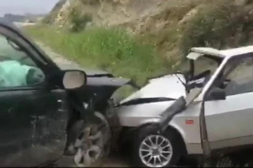 В ДТП в Левашинском районе пострадали 5 человек