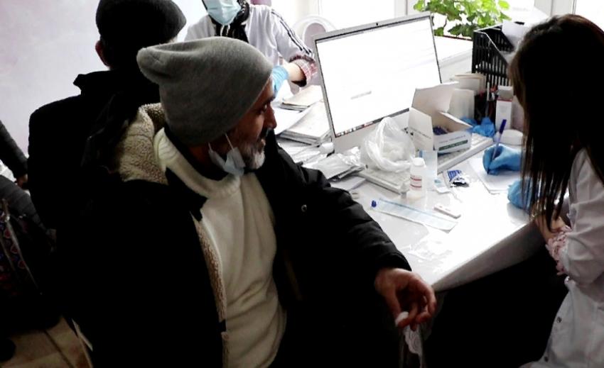 Работники Кайтагского лесничества готовятся к вакцинации от COVID-19