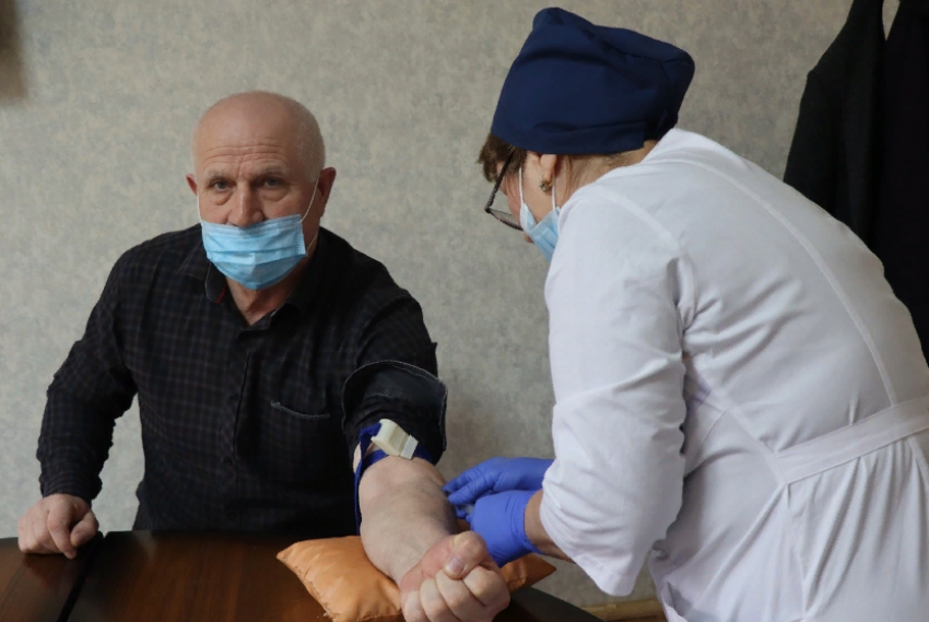 Работники администрации Дербентского района готовятся к вакцинации от COVID-19