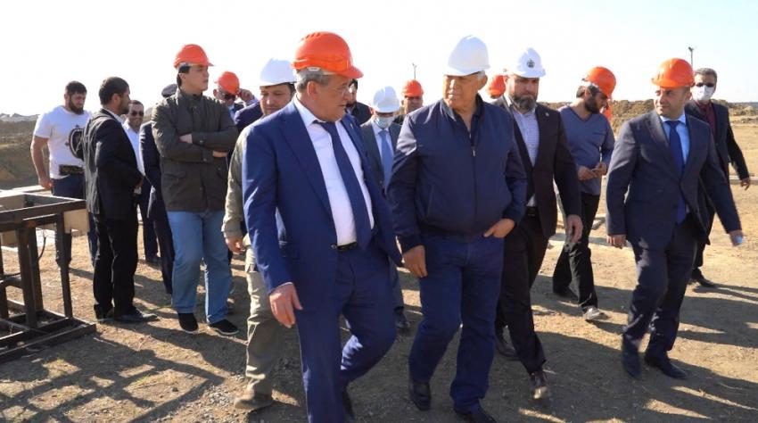 В Кировском районе построят школу на 1224 места