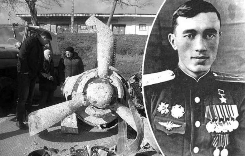 История легендарного лётчика-штурмовика Героя Советского Союза Юсупа Акаева