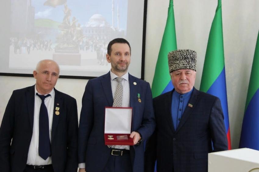 Стартовал V Международный форум «Беларусь-Дагестан: духовное родство»