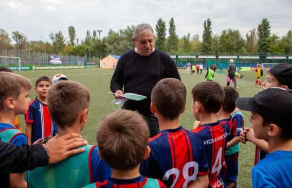 Руководитель РДЮСШ Александр Маркаров о дагестанском футболе, юбилее спортшколы и не только