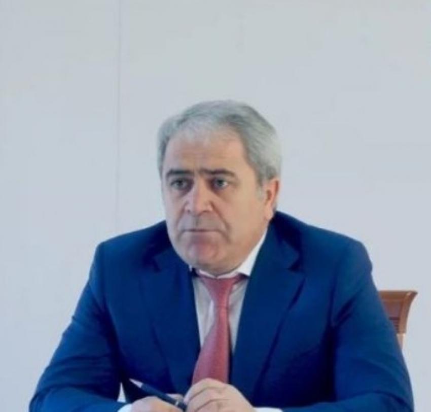 В Дагестане задержали директора Минмелиоводхоз Залкипа Курбанова