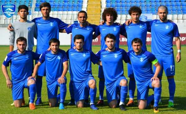 Махачкалинское «Динамо» вновь одержало победу