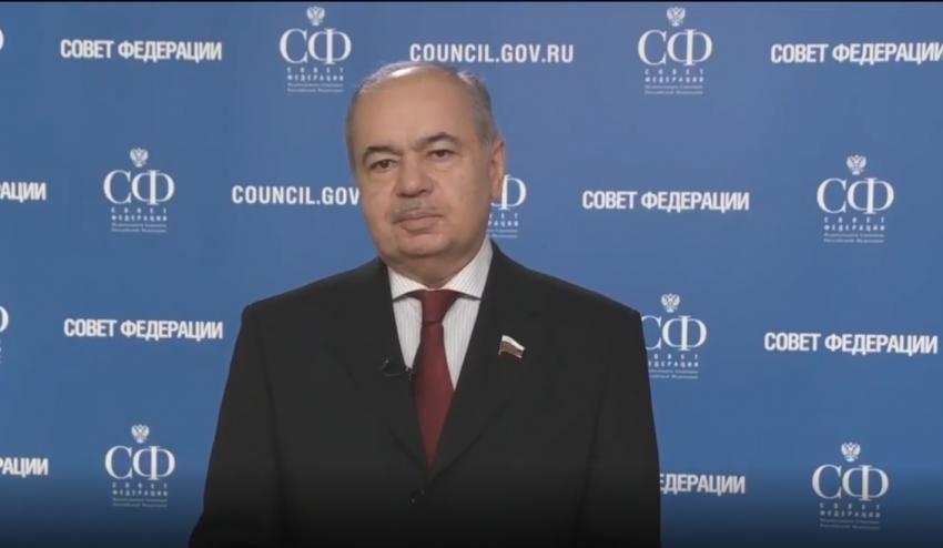 Ильяс Умаханов прокомментировал Дни Дагестана в Совфеде РФ