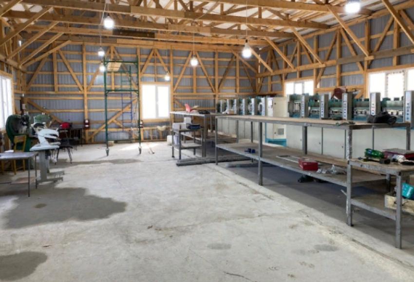В Махачкале идет строительство самой большой обувной фабрики в СКФО