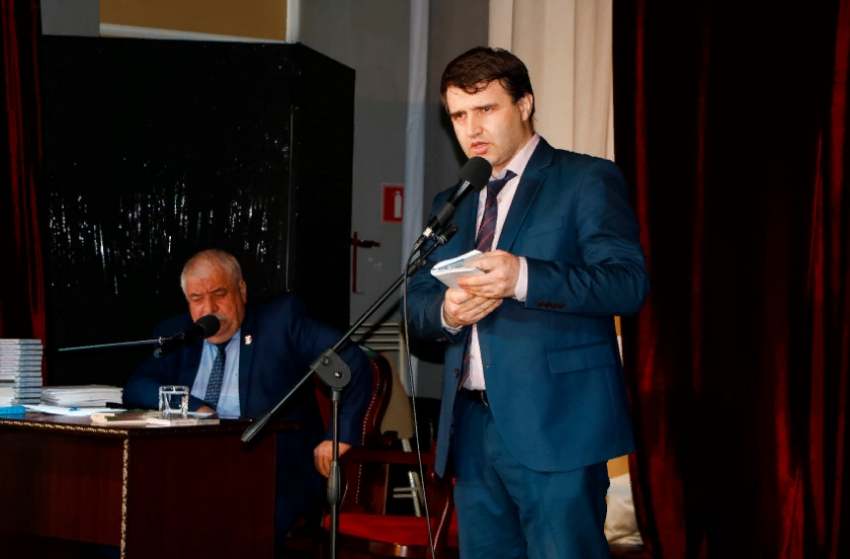 В Театре поэзии прошёл литературный вечер к 100-летию ДАССР