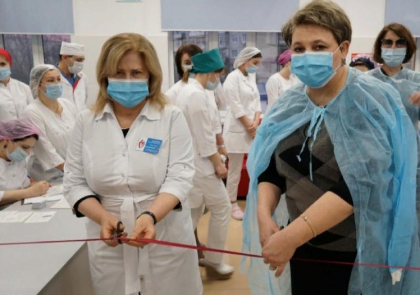 В Махачкале после капремонта открылась станция переливания крови