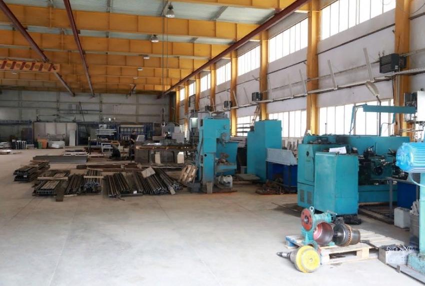 Артём Здунов посетил Махачкалинский машиностроительный завод