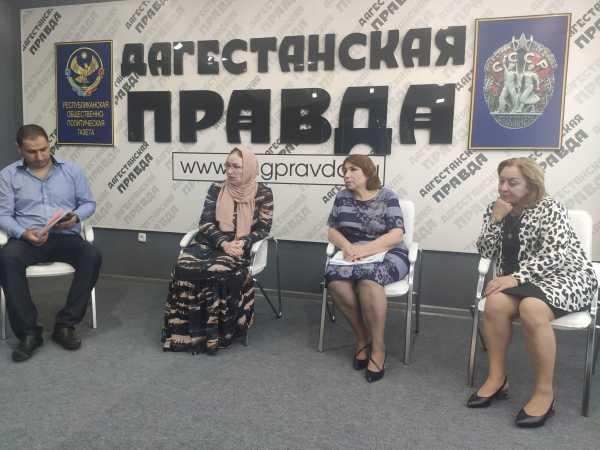 В Махачкале прошла пресс-конференция по вопросам вакцинации от коронавируса