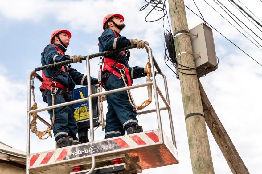 Дагестанские энергетики перешли на особый режим работы