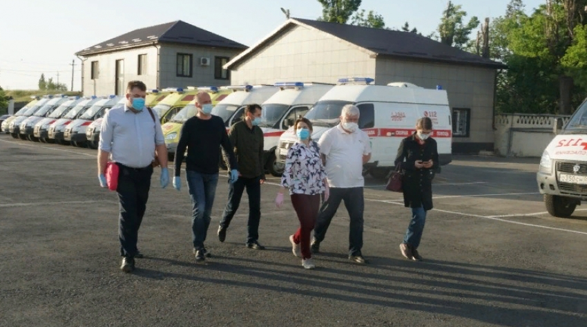 Виктор Фисенко отметил работу санавиации Дагестана