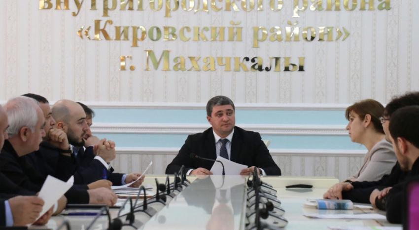 В Кировском районе прошла встреча с налоговыми должниками