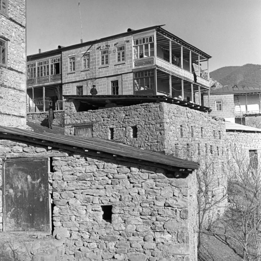 Село Хурик (1971 год)