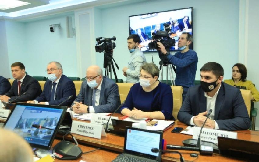 В Совфере РФ рассмотрели обращение о поддержке многодетных дагестанских семей
