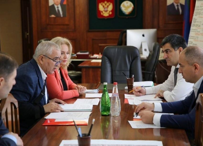 Минэкономразвития Дагестана согласовывает мероприятия РИП на 2021-2023 годы