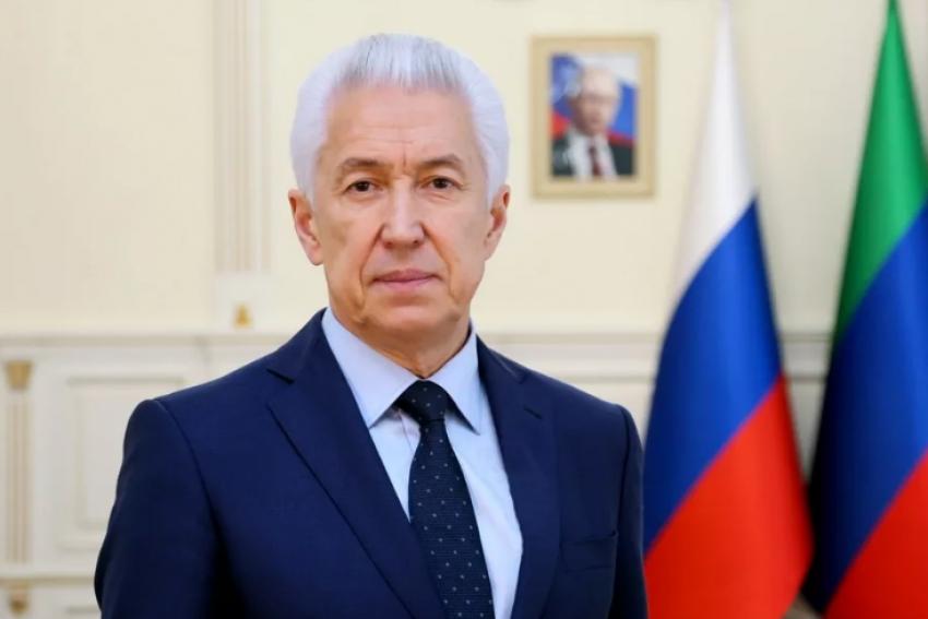 Васильев поздравил мусульман Дагестана с праздником Курбан-байрам