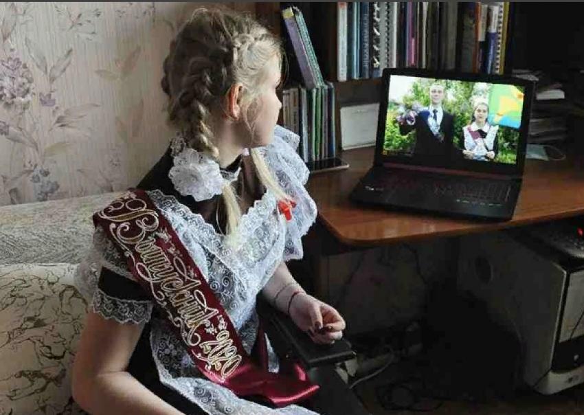 Выпускники Дагестана присоединились к онлайн-марафону «Последний звонок-2020»