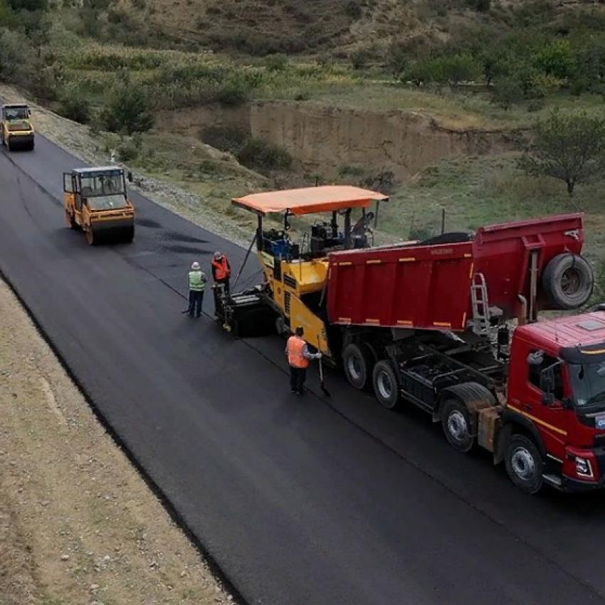 Дорогу, ведущую к Сулакскому каньону, отремонтируют в декабре