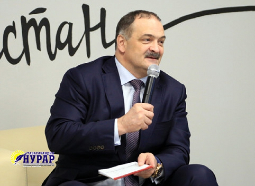 С.Меликов: «Ухьу вари саб терефназди лигури ккунду»