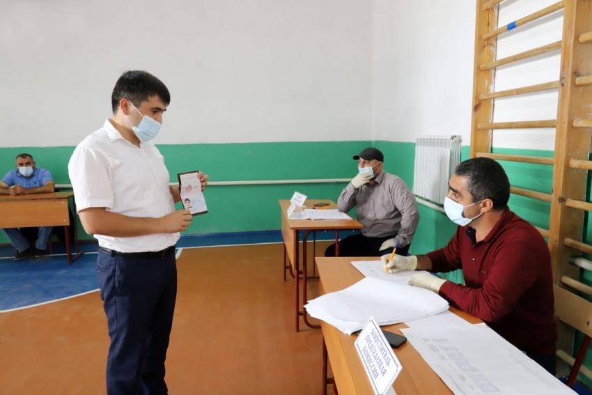 В Табасаранском районе завершились выборы депутатов