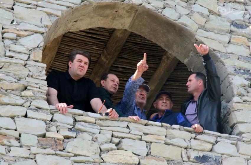 Рабочая группа кабмина Дагестана посетила Казбековский район