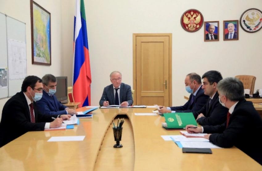 В Дагестане в течение трех лет будет построено 248 объектов