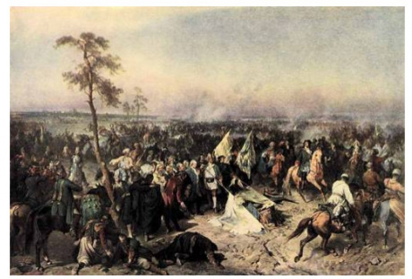 10 июля - Памятная дата военной истории России