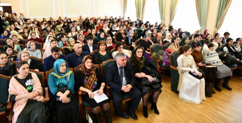 Конкурс на лучшего чтеца на дагестанских языках прошел в ДИРО