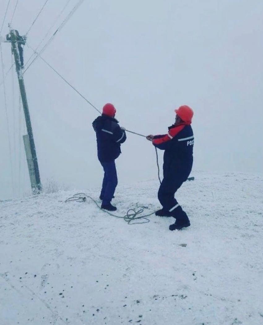 В Дагестане аварийные службы переведены в режим повышенной готовности