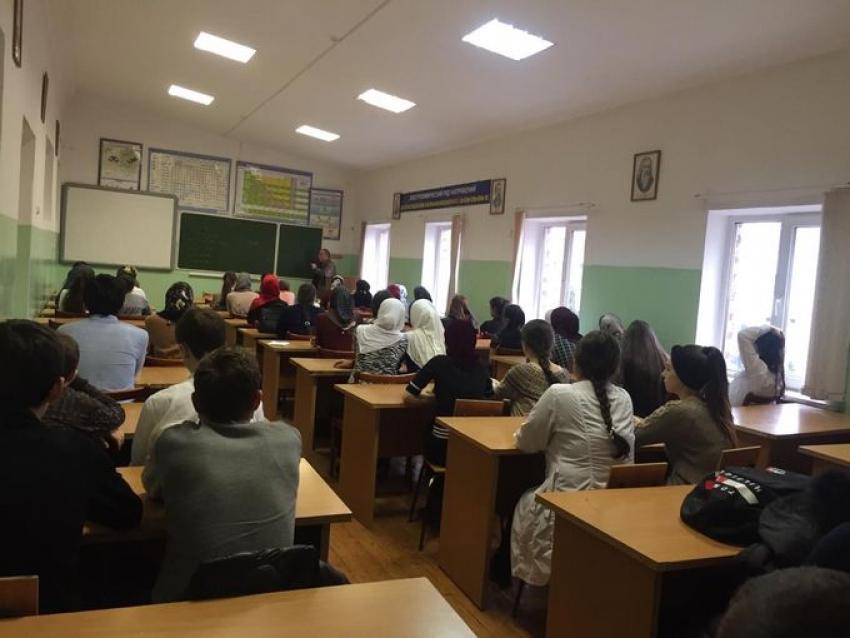 """Сезон """"Университетских суббот"""" для школьников стартовал в ДГТУ"""