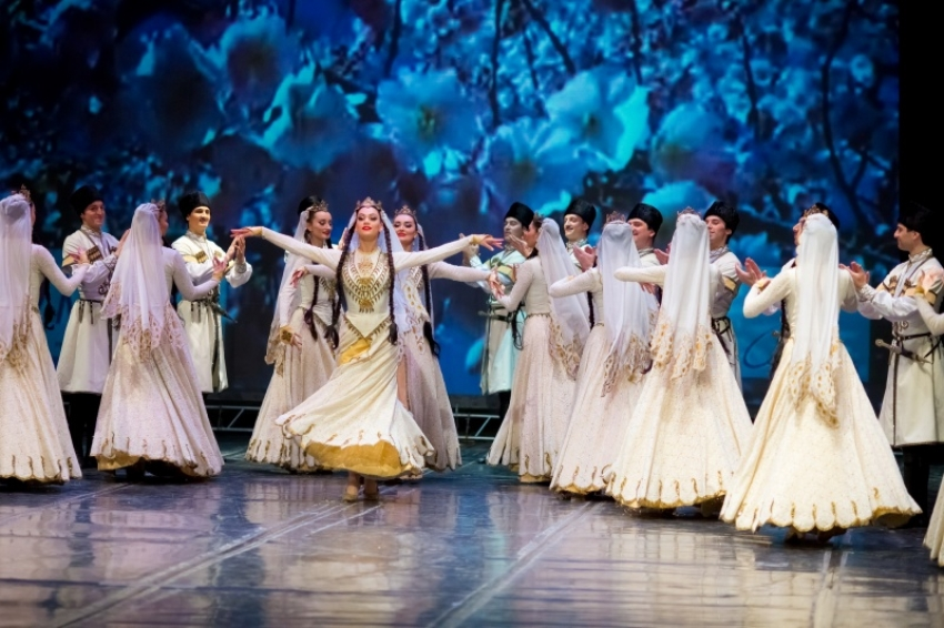 В Махачкале построят Дом танца для ансамбля «Лезгинка»