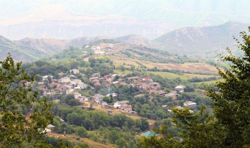 Село Джульджаг (видеообзор)
