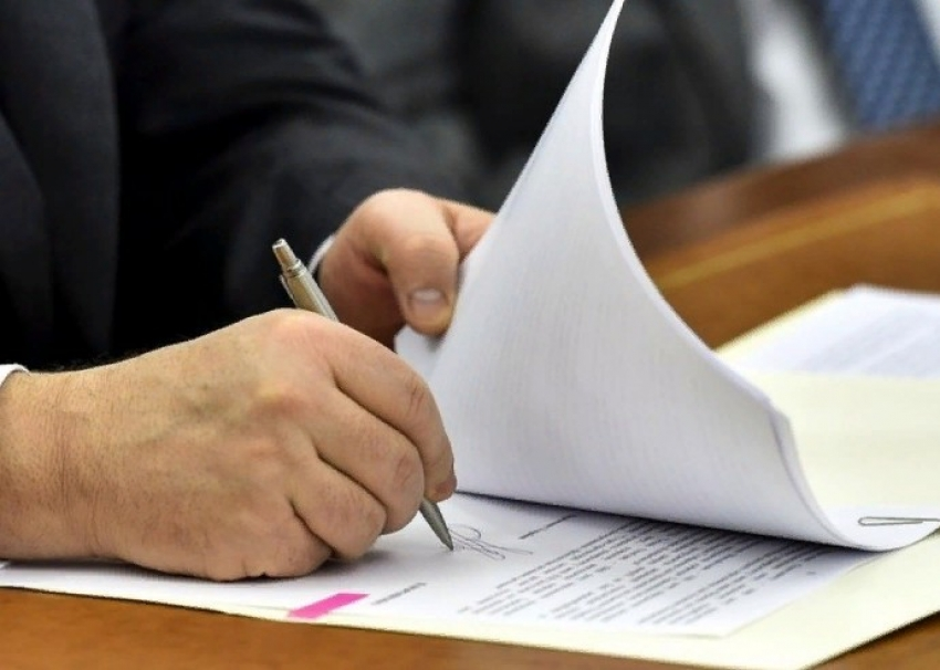 Глава Дагестана подписал ряд законов по поддержке МСП