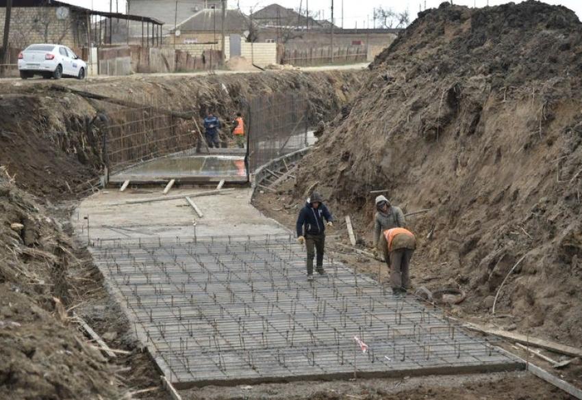 Артём Здунов ознакомился с реконструкцией Самур-Дербентского канала