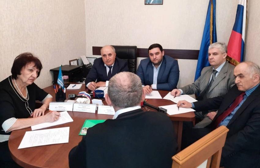 В Дагестане прошла неделя приемов граждан по вопросам дачных и садоводческих товариществ