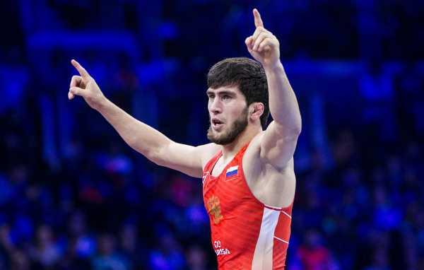 Заур Угуев вышел в финал Олимпиады в Токио