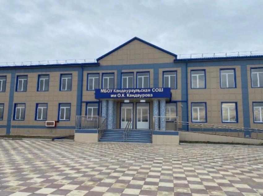 В Хасавюртовском районе откроются две новые школы и детсад